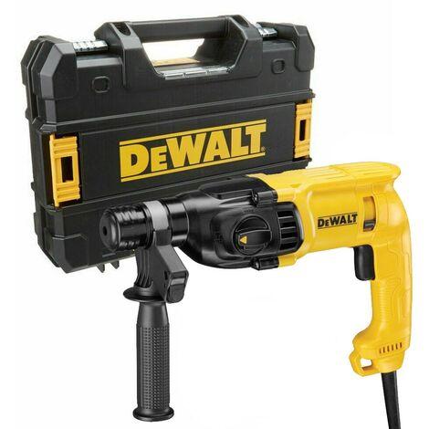 Dewalt D25033K 240v SDS+ SDS Plus Hammer Drill 3 Mode + Tstak D25033