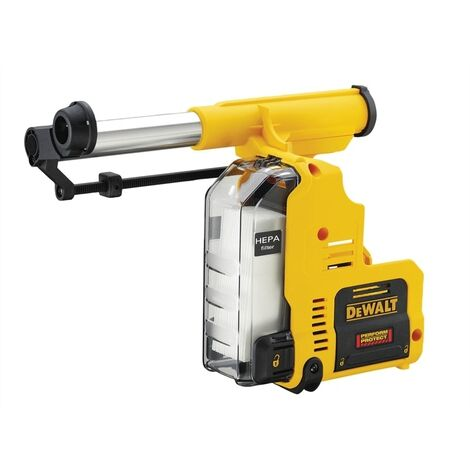 DeWalt D25303DH Cordless Dust Extraction System 18 Volt Body Only