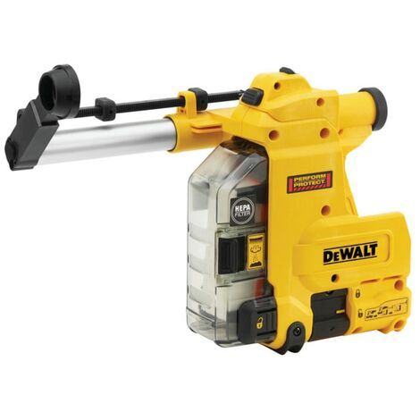 DeWalt D25304DH-XJ 18V Sds-plus Integrated Dust Extractor