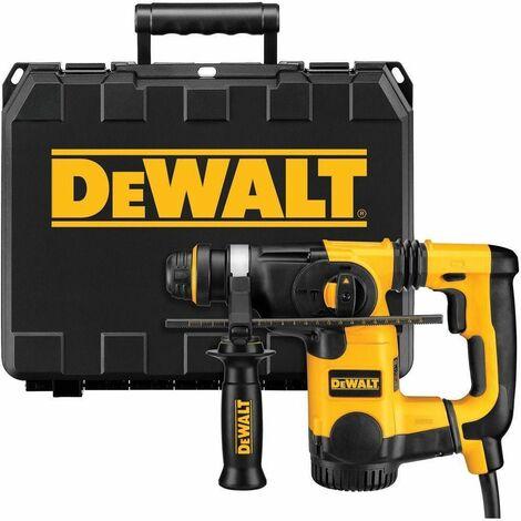 DeWALT D25323K Perforateur-burineur 26 mm SDS-Plus à faible vibration 395W 2.8J 3,4Kg
