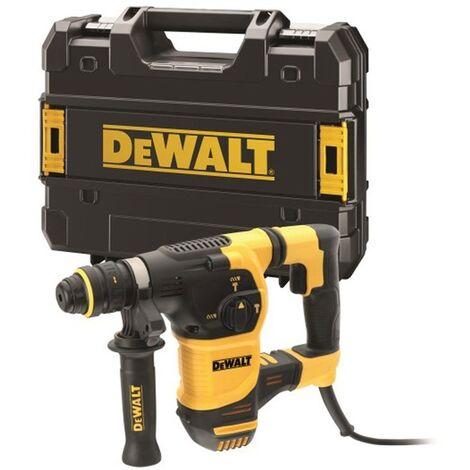 DeWALT D25334K Perforateur burineur SDS-Plus en coffret TSTAK - 950W - 3,5J