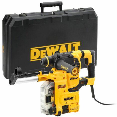 DeWALT D25335K Marteau perforateur burineur SDS-plus 950W + système d'aspiration