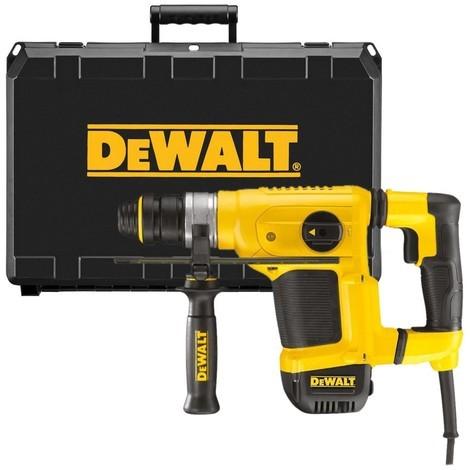 DeWALT D25430K Marteau Burineur SDS-Plus 1000W 4.2J 4Kg 4700 U/min Coffret