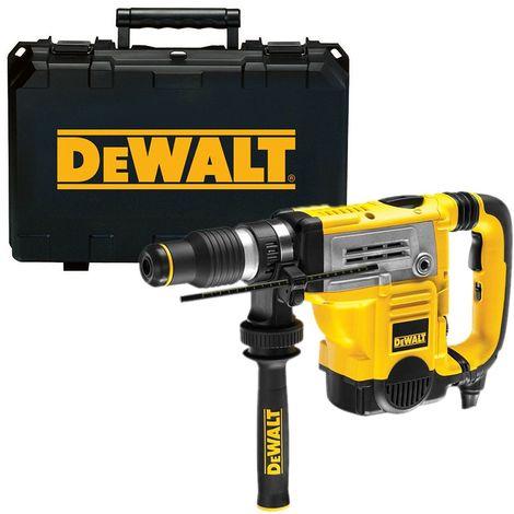 DeWALT D25601K Marteau Perforateur Burineur SDS-Max 1250W 8J 7Kg Coffret