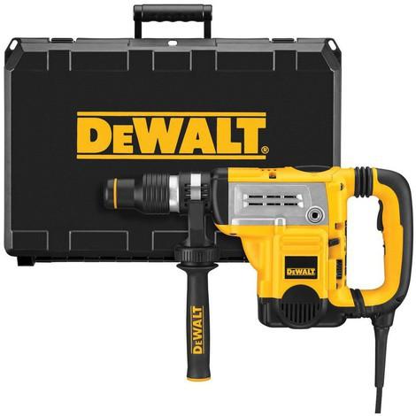 DeWALT D25603K Marteau Perforateur Burineur SDS-Max 1250W 8J 7Kg Coffret