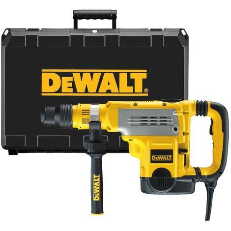 DeWALT D25722K Marteau Perforateur Burineur SDS-Max 1400W 11J 9Kg Coffret