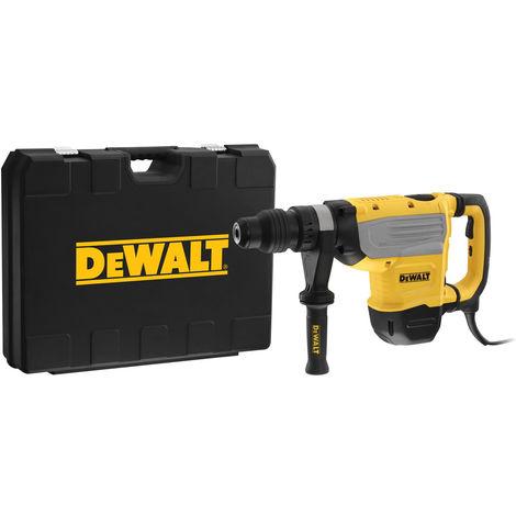 DeWALT D25733K Marteau Perforateur Burineur SDS-Max 1.600W 13,3J avec coffret