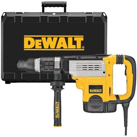 DeWALT D25761K Marteau Perforateur Burineur SDS-Max 1500W 15.5J 10Kg Coffret