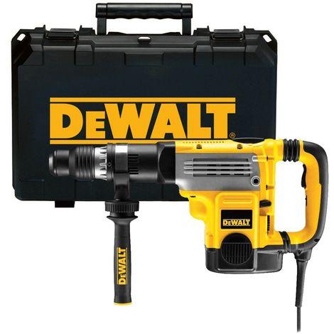 DeWALT D25763K Marteau Perforateur Burineur SDS-Max 1500W 15.5J 10Kg Coffret