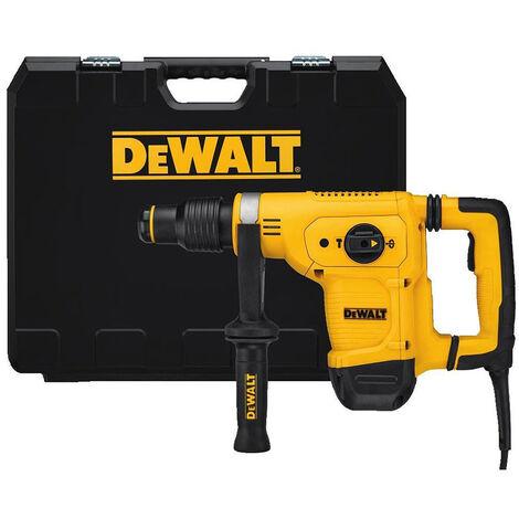 DeWALT D25810K Marteau burineur SDS-Max sans charbon 1050W 7,1J 5kg avec coffret