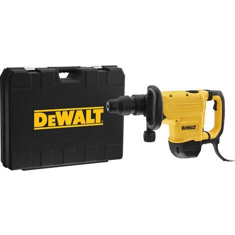 DeWALT D25872K Marteau piqueur - Burineur SDS-Max 9,3kg - 1600W - 13,3J +coffret