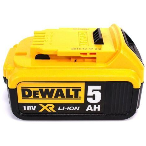 Dewalt DCB 115 P3 Set de 3 x Batteries DeWalt 18 V 5,0 Ah + 1 x Chargeur DeWalt DCB 115 XR