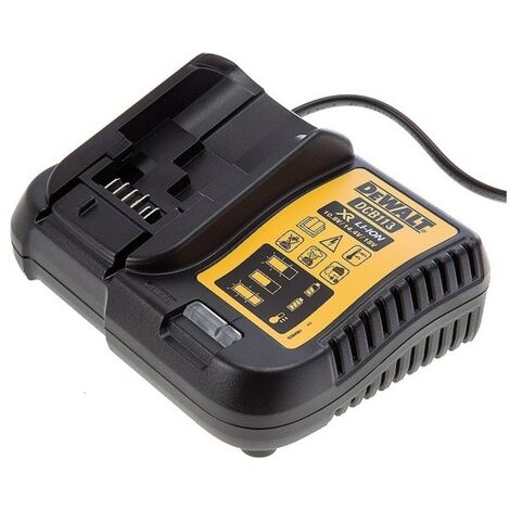 DeWalt DCB113 10.8V-18V XR Multi-Voltage Charger