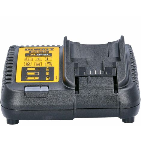 DeWalt DCB115-GB XR Multi Voltage Li-Ion Battery Charger