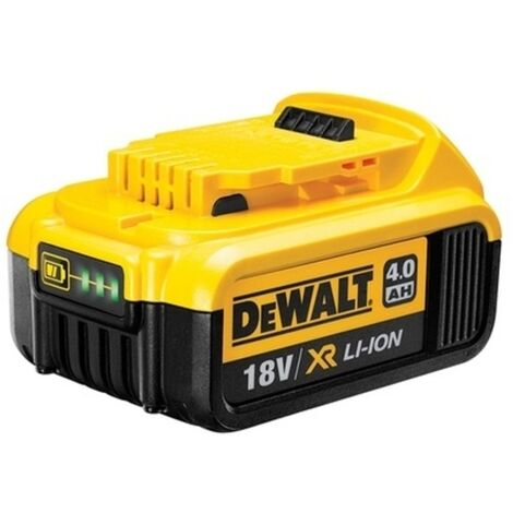 DeWalt DCB182 18V XR Li-Ion 4.0Ah Battery