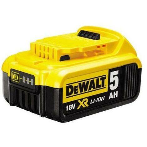 DEWALT DCB184 18V LI-ION 5.0AH BATTERY