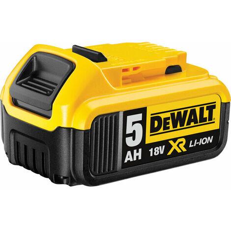 DeWalt DCB184 Batterie 18V XR Li-Ion - 5.0Ah