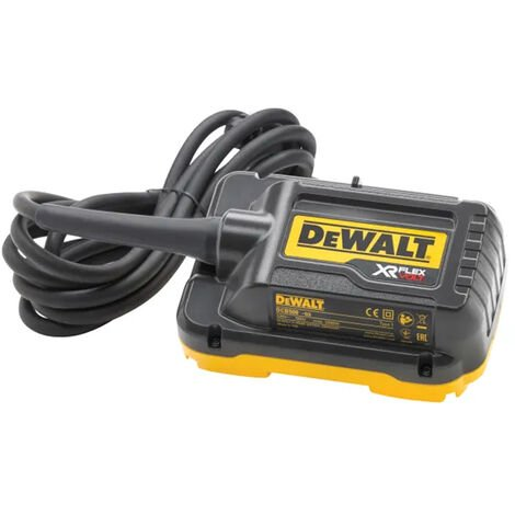 DeWalt DCB500 240V Main Adapter for 2 x 54V Mitre Saw DHS780