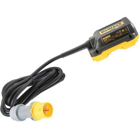 DeWALT DCB500-LX 110v Main Adapter for 2x 54V Mitre Saw