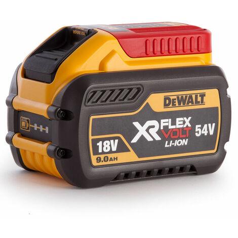 Dewalt DCB547 18V/54V 9.0/3.0Ah Li-ion FlexVolt XR Slide Battery