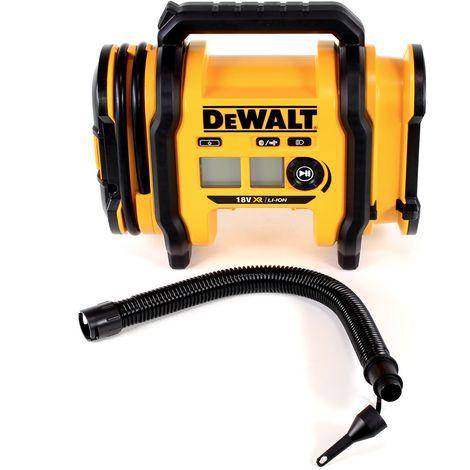 DeWALT DCC 018 N Compresor de aire a batería XR 18V - Sin batería, sin cargador incluidos