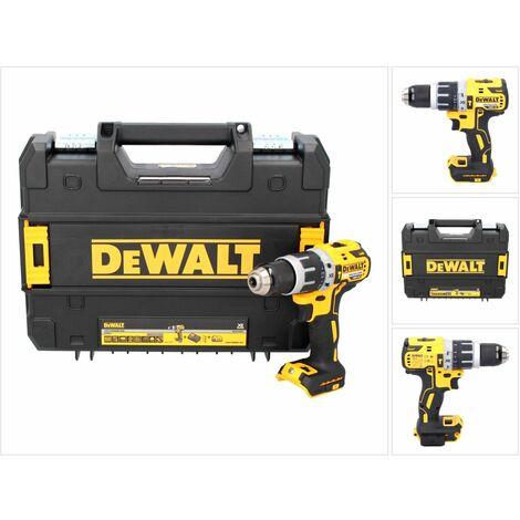 DeWALT DCD 796 NT Taladro percutor inalámbrico sin escobillas XR 18 V en maletín TSTAK ( sin batería, sin cargador incluidos )