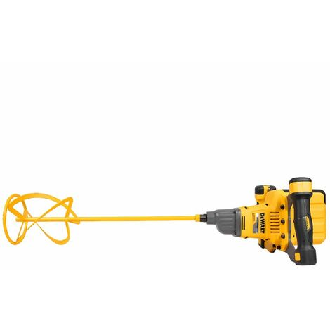 Dewalt DCD240N 54V Li-ion Brushless Cordless Plaster Paddle Mixer Bare Unit