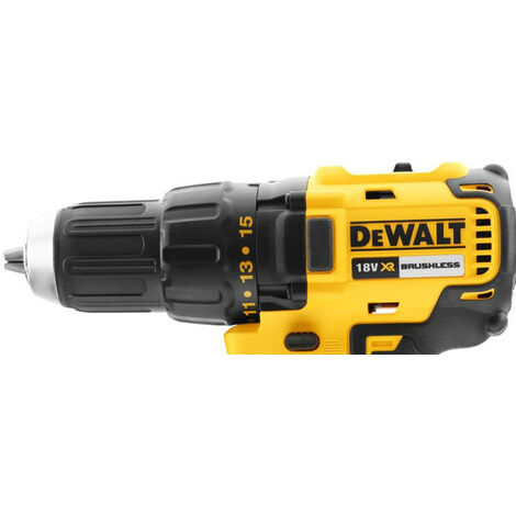 DeWALT DCD709D2T 18V XR Set perceuse visseuse (2x batteries 2.0Ah ) en TSTAK