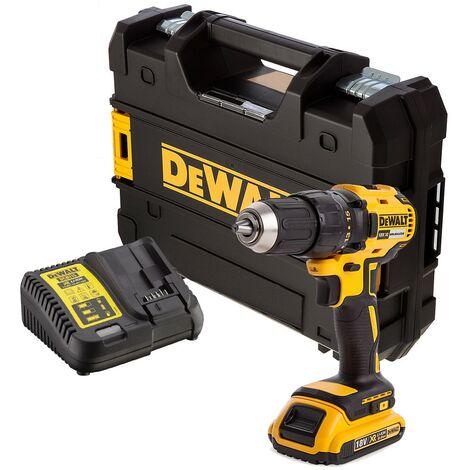 Dewalt DCD777D1 18v Brushless Drill Driver Compact 2 Speed Drill - 1 x 2.0ah