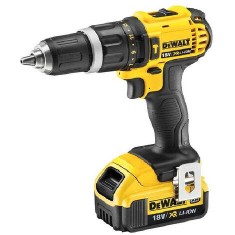 DeWalt DCD785M1 18v XR 2 Speed Combi Hammer Drill 1 x 4.0ah Li-Ion