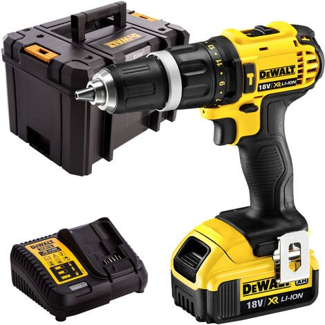 DeWalt DCD785N 18V Compact Combi Drill with 1 x 5.0Ah Battery & Charger in Case