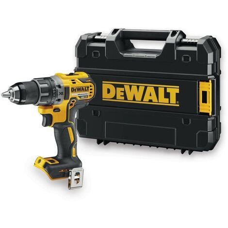 Dewalt DCD791N 18v XR Brushless Compact Drill Driver Bare + Tstak Case DCD791NT