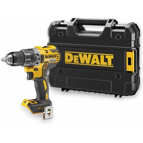 """main image of """"DeWALT DCD 791 NT Taladro atornillador inalámbrico XR 18 V en maletín TSTAK ( Sin batería, sin cargador incluidos )"""""""