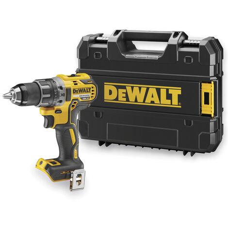 Dewalt DCD791NT Perceuse visseuse à batteries 18V Li-Ion (machine seule) dans TSTAK - moteur sans charbon