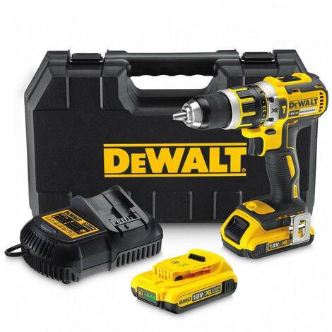 DeWalt DCD795D2 18v Brushless Hammer Drill 18 Volt 2 x 2.0Ah