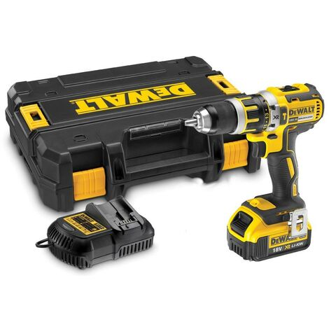 Dewalt DCD795M1 18V XR Li-Ion Brushless Drill Driver with 1 x 4.0Ah Battery