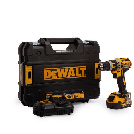 Dewalt DCD795M1 Combi Drill 18V XR Brushless Compact Li-Ion 4.0Ah