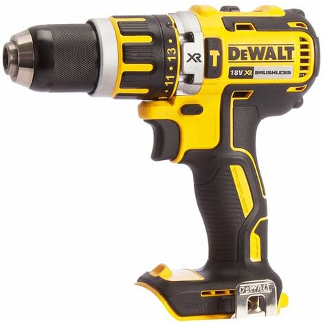 DeWalt DCD795N 18V Compact Brushless Combi Hammer Drill Body Only