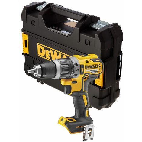 Dewalt DCD796N 18V Brushless Combi Hammer Drill Body + Tstak Case DCD796NT