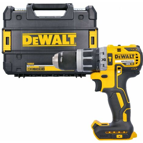 Dewalt DCD796NT 18V Brushless Combi Drill With T-Stack II Case
