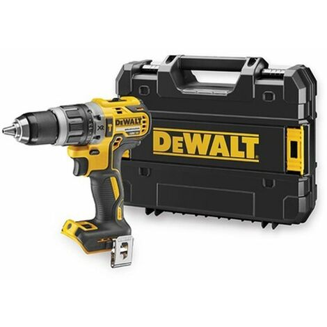 Dewalt DCD796NT Perceuse visseuse à percussion à batteries 18V Li-Ion (machine seule) dans TSTAK - moteur sans charbon