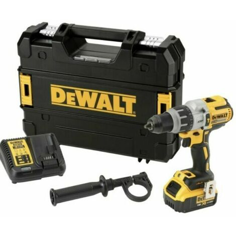 Dewalt DCD996M1 18v Brushless Combi Drill with 1 x 4.0Ah Battery