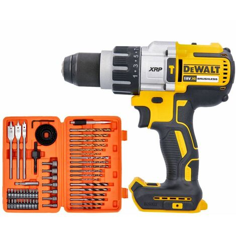 Dewalt DCD996N 18V Cordless XR 3 Speed Brushless Hammer Combi Drill Body Only