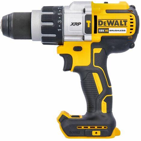 DeWalt DCD996N 18V XR 3-Speed Brushless Hammer Combi Drill (Body Only)