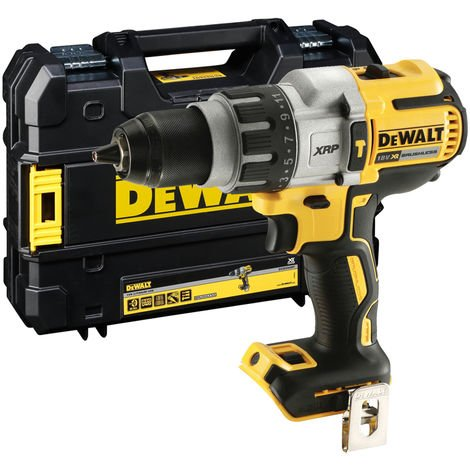 Dewalt DCD996NT 18V Brushless Combi Drill Body With Heavy TSTAK Case