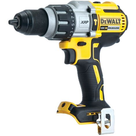 DeWALT DCD996P2-GB 18V XR Brushless 3 speed Hammer Drill Driver