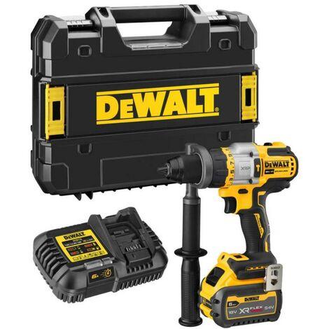 DeWalt DCD999TI 18v XR FlexVolt Advantage High Power Hammer Drill - 1 x 6.0Ah
