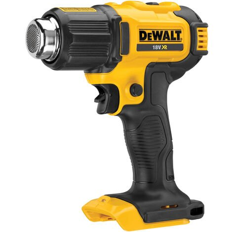 Dewalt DCE530N 18V XR Li-Ion Cordless Heat Gun Body Only:18V