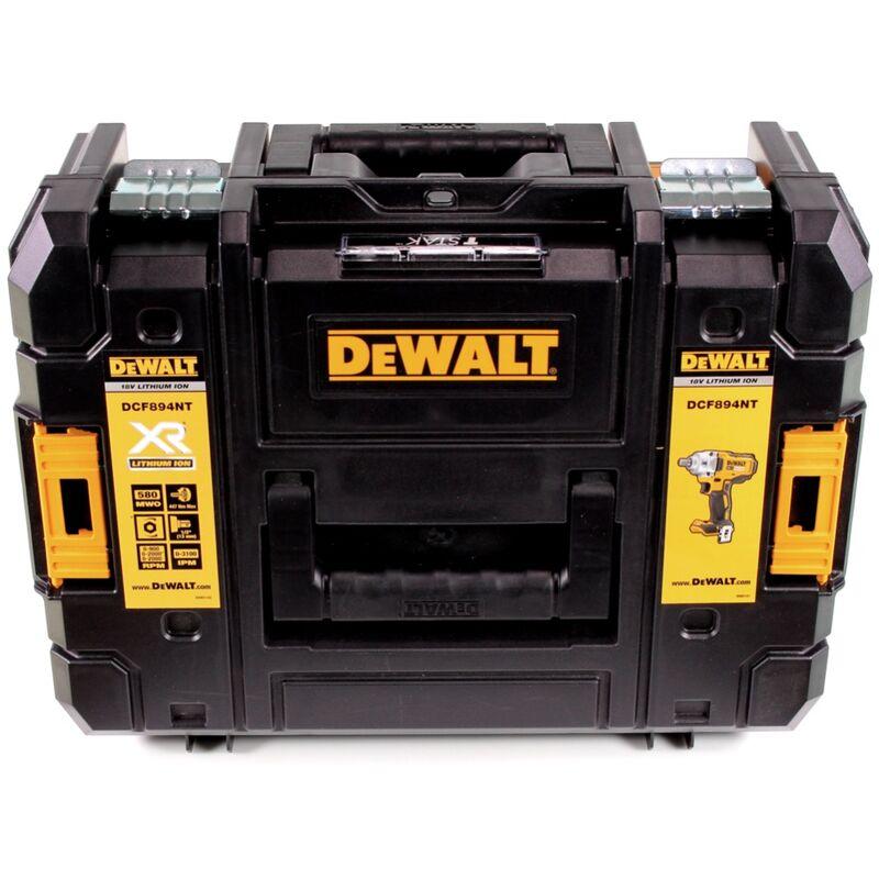DEWALT DCF887D2-QW Atornillador Impacto sin escobillas XR 18V 1//4 205Nm con 2 bater/ías Li-Ion 2,0Ah con malet/ín TSTAK