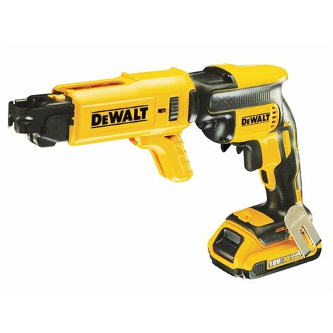 DeWalt DCF620D2K Collated Drywall Screwdriver 18v - DCF620D2K-GB